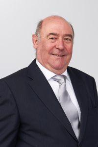 Ehrenkreishandwerksmeister Peter Burmann.Ehrenkreishandwerksmeister Peter Burmann.
