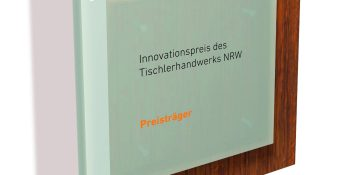 Der Alfred-Jacobi-Preis wird beim Treffpunkt Tischler NRW Anfang September 2017 zum vierten Mal verliehen. Bild: Tischler NRW