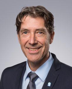 Christoph Haumann, Obermeister der Kraftfahrzeug-Innung Dortmund und Lünen.
