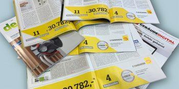 Der E-CHECK: ein klarer Umsatzbringer für alle Innungsmitglieder. Eine große Anzeigen-Kampagne in Elektrofachzeitschriften bringt die Vorteile auf den Punkt.
